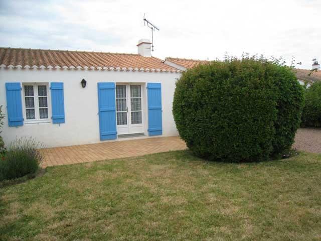 Noirmoutier en l 39 le maison proche de la mer et du bourg - Maison ile de noirmoutier ...