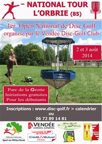 Open National Disc-Golf