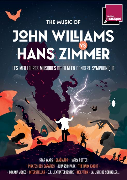 The Music Of John Williams Vs Hans Zimmer 4 Feb 2020