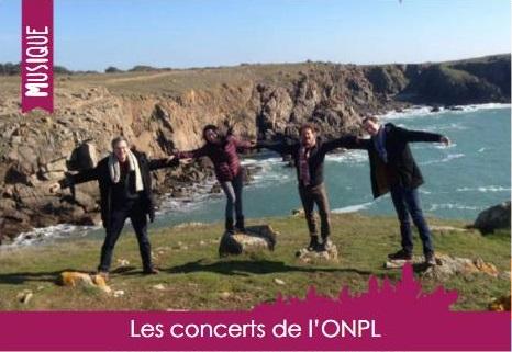 Les concerts de l'ONPL