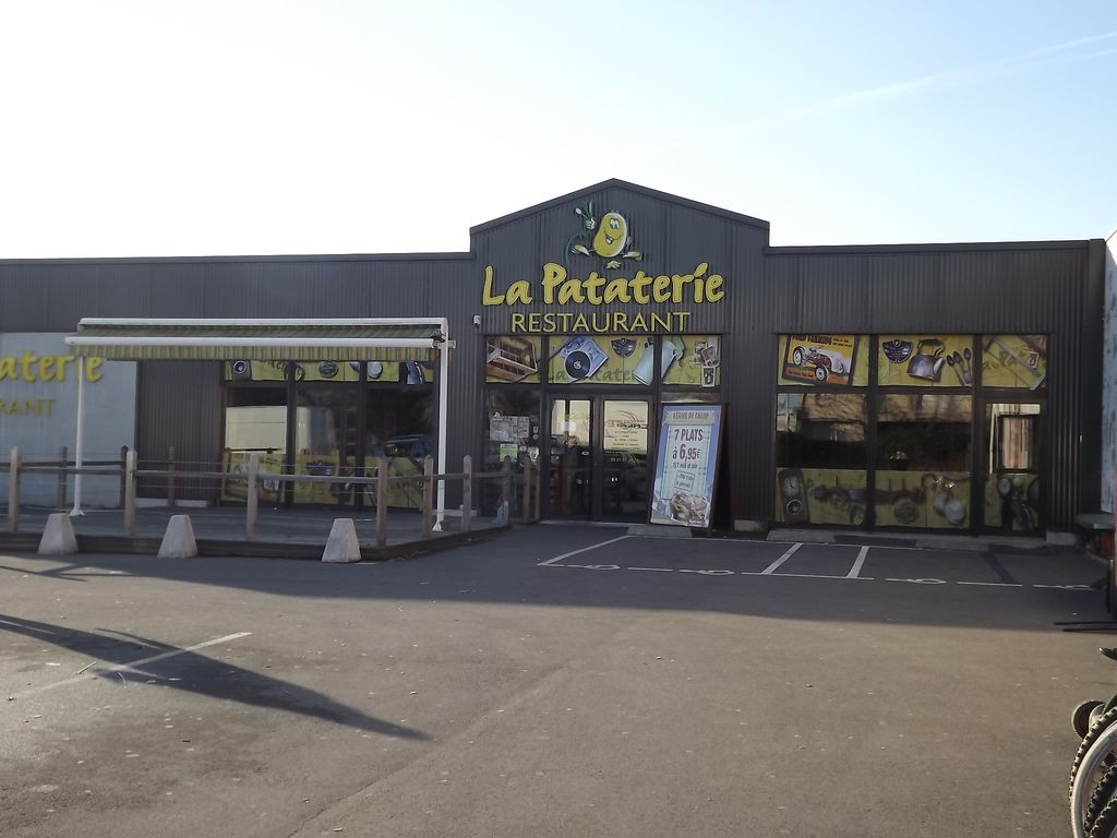 La pataterie s journer - La table restaurant la roche sur yon ...