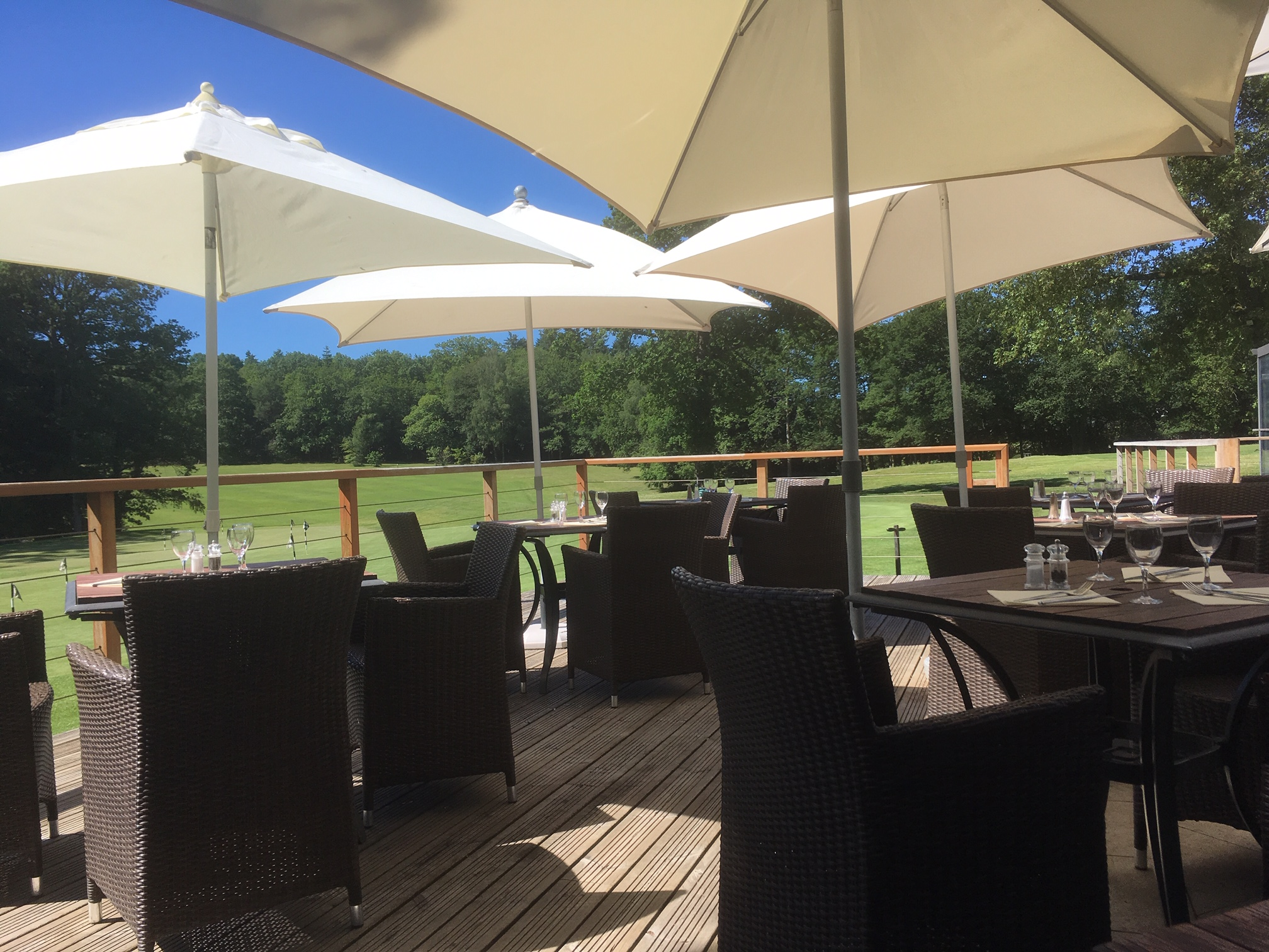 RESTAURANT DU GOLF CLUB DE NANTES