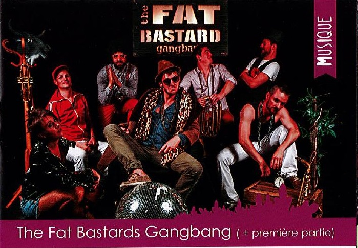 The Fat Bastards Gangbang